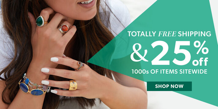 Totally Free Shipping. 25% Off Thousands of Items Sitewide. Shop Now