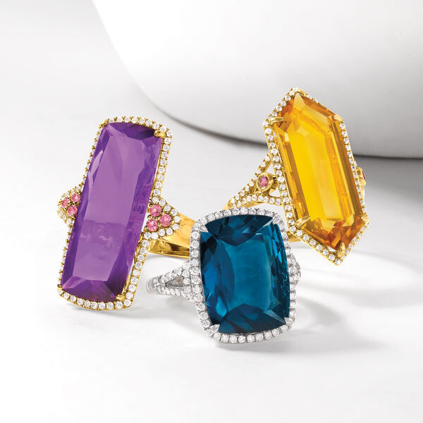 rings collect every chic style